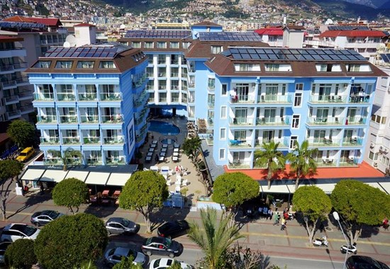 Sultan Sipahi Resort 4* - Alanya