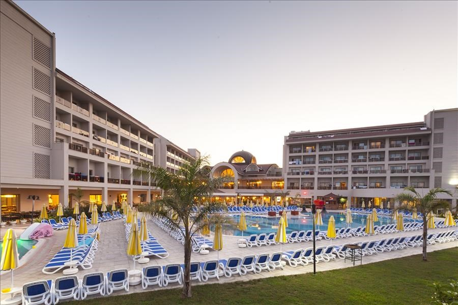 Seher Sun Palace Resort  Spa 5*