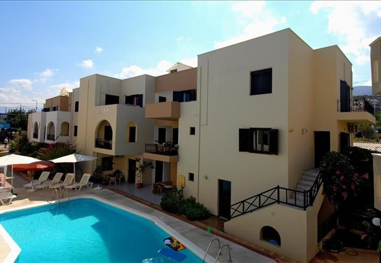 Residence Apartments 4* - Kréta