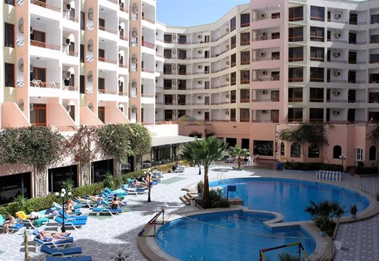 Royal Star Empire Hotel (ex.TTC) - Kairó-Hurghada