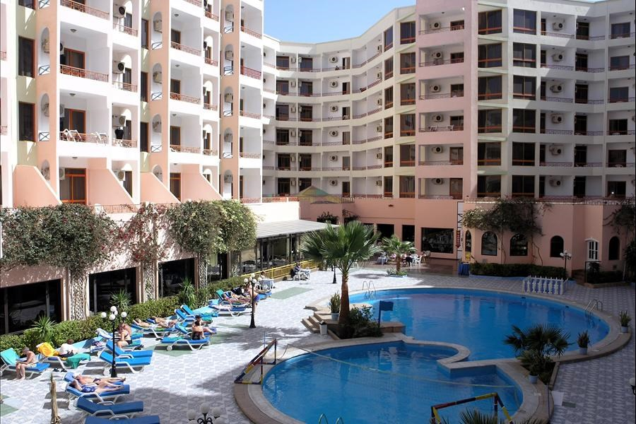 Royal Star Empire Hotel (ex.TTC) - El Gouna