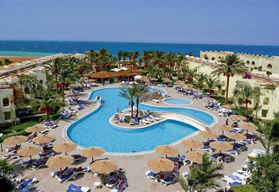 Eurotel Palm Beach Resort - Kairó-Luxor-Hurghada