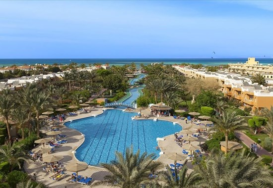 Golden Beach Resort (ex.Movie Gate) - Kairó-Luxor-Hurghada