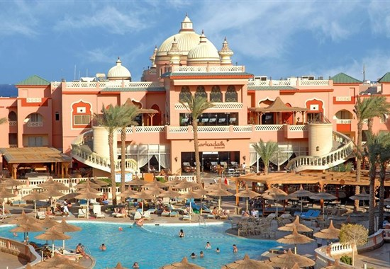 Pickalbatros Aqua Blu Resort (ex.Sea World) 4* - Kairó-Sharm El Sheikh