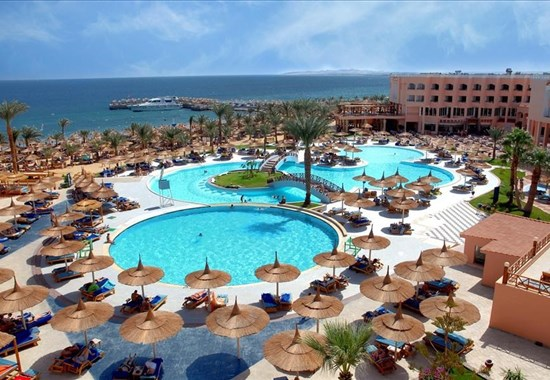 Pickalbatros Beach Albatros Resort - Hurghada