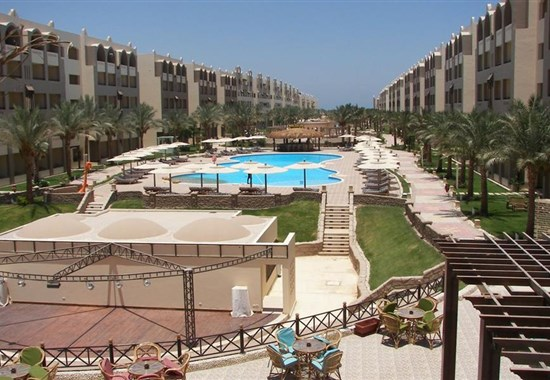 Nubia Aqua Beach Resort - Hurghada