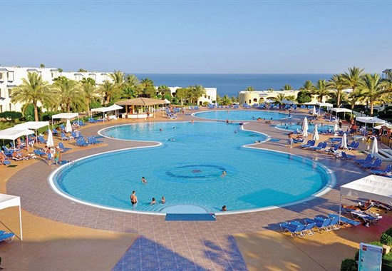 Grand Oasis Resort 4* - Kairó-Luxor-Hurghada