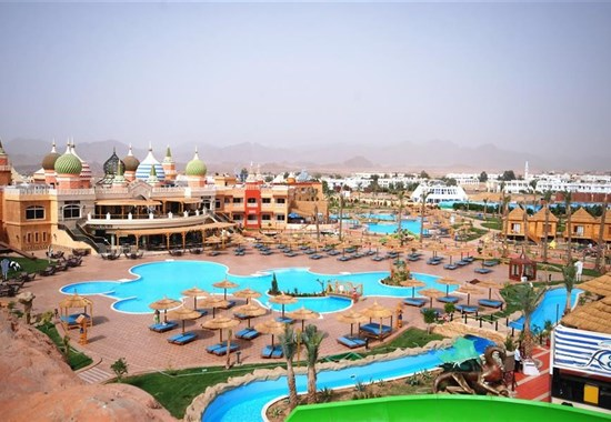 Pickalbatros Aqua Blu Resort - Sharm El Sheikh