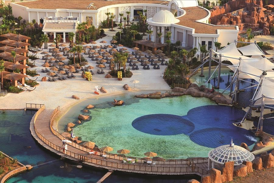 Rixos The Land of Legend 5*