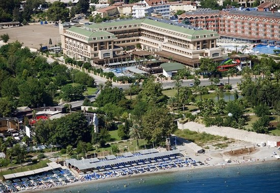 Crystal De Luxe Resort & Spa - Kemer