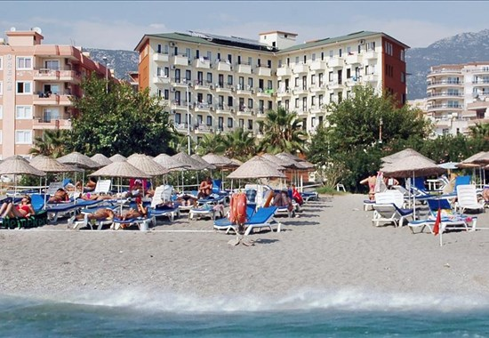 Sun Fire Beach - Alanya