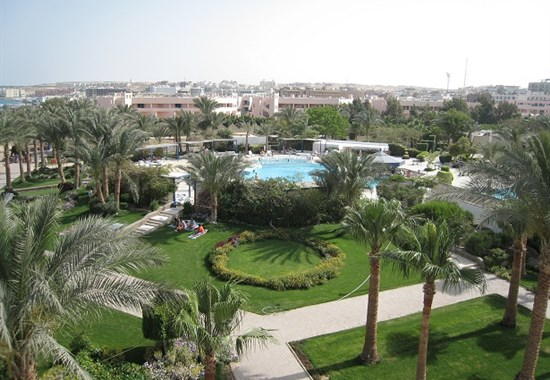 Regina Swiss Inn Resort - El Gouna