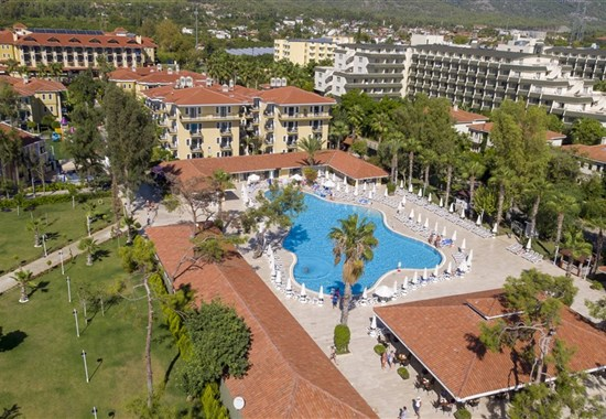 Club Hotel Phaselis Rose - Kemer