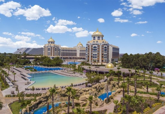 Delphin Be Grand Resort - Antalya