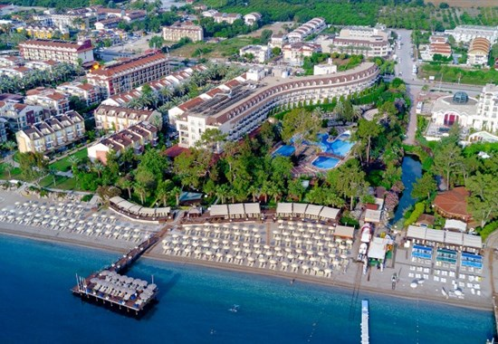 Gravel Hotels (ex. Alkoclar Exclusive Kemer) - Kemer