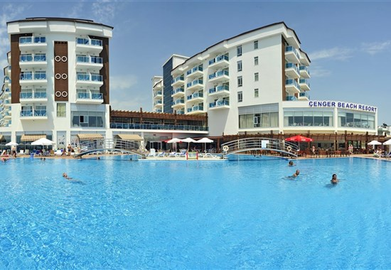 Cenger Beach Resort & Spa 5* - Side