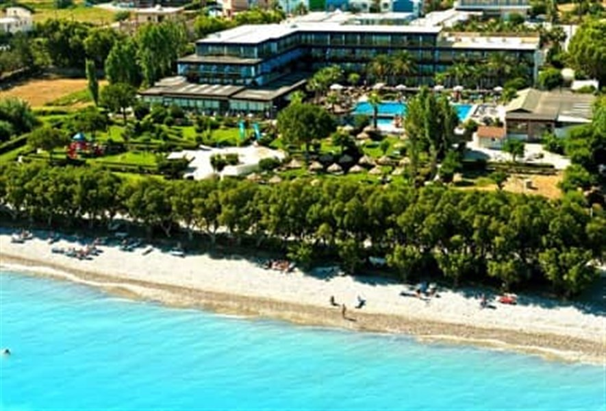 All Senses Ocean Blue Seaside Resort & Spa 4*
