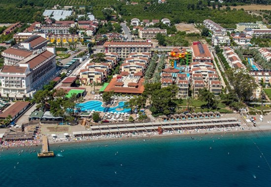 Crystal Aura Beach Resort - Kemer
