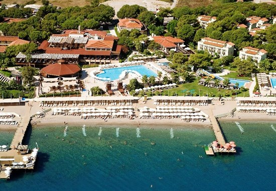 Crystal Flora Beach Resort - Kemer