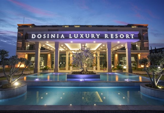 Dosinia Luxury Resort - Kemer