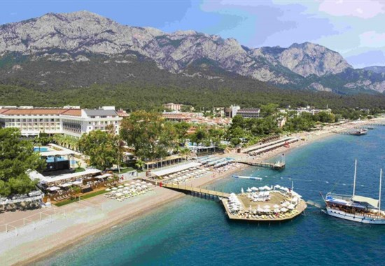 Doubletree by Hilton (ex Sauce Hotel) - Kemer