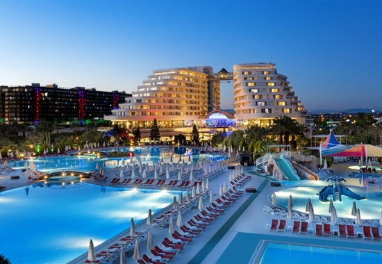 Miracle Resort - Antalya