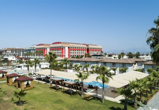 Crystal Boutique Beach Resort - Belek