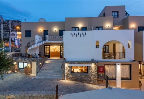 Residence Villas & Apartments 4* - Kréta