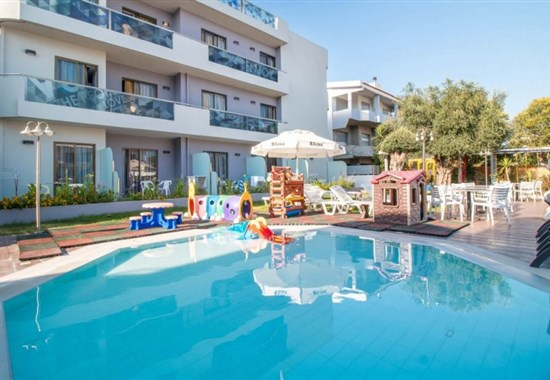 Sunny Days Hotel and Apartments - Rodosz