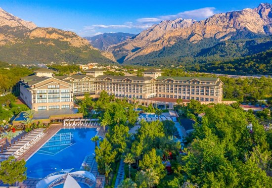 Armas Luxury Resort & Villas (ex.Avantgarde Hotel) 5* - Kemer