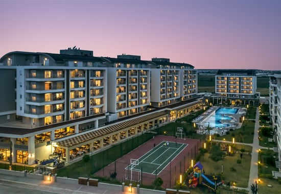 Sherwood Suites Resort 5* - Antalya