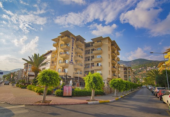 Kleopatra Royal Palm - Alanya