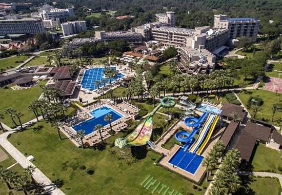 Crystal Tat Beach Golf Resort & Spa - Belek
