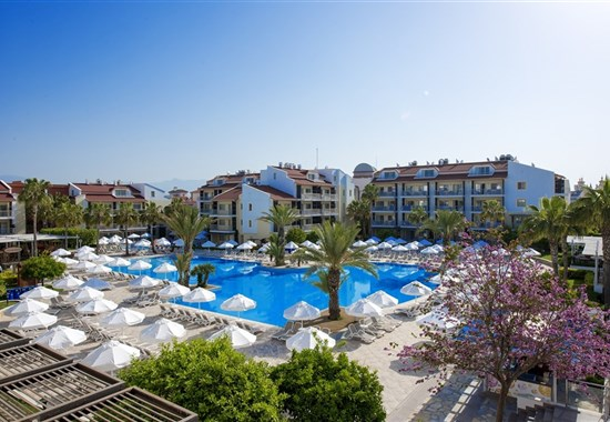 Barut B Suites - Side