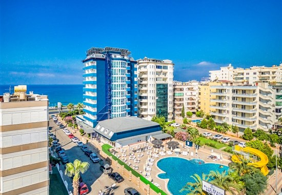 Arsi Blue Beach - Alanya